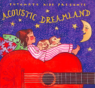ACOUSTIC DREAMLAND (CD)